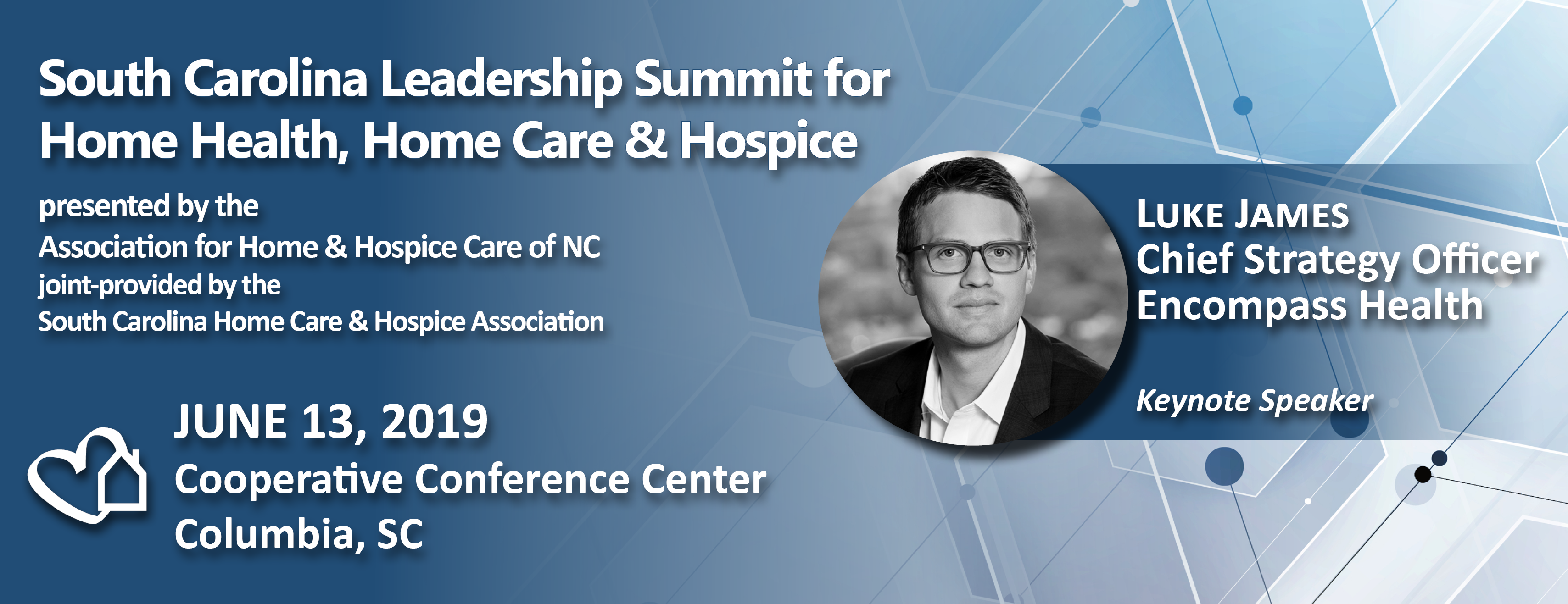 Display event - SC Leadership Summit for Home Health, Home Care and